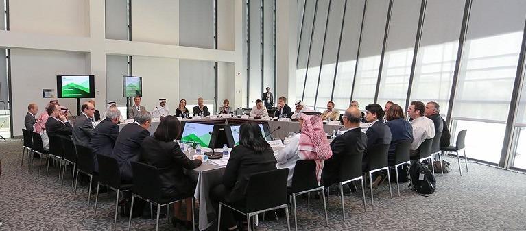 Energy Productivity Workshop held in Riyadh