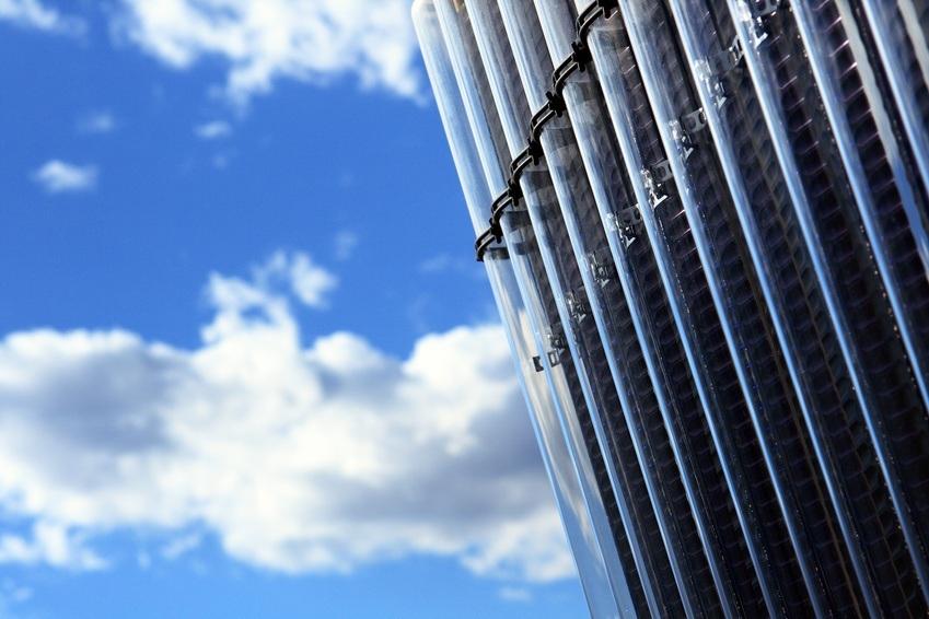 tubi solari termici sottovuoto