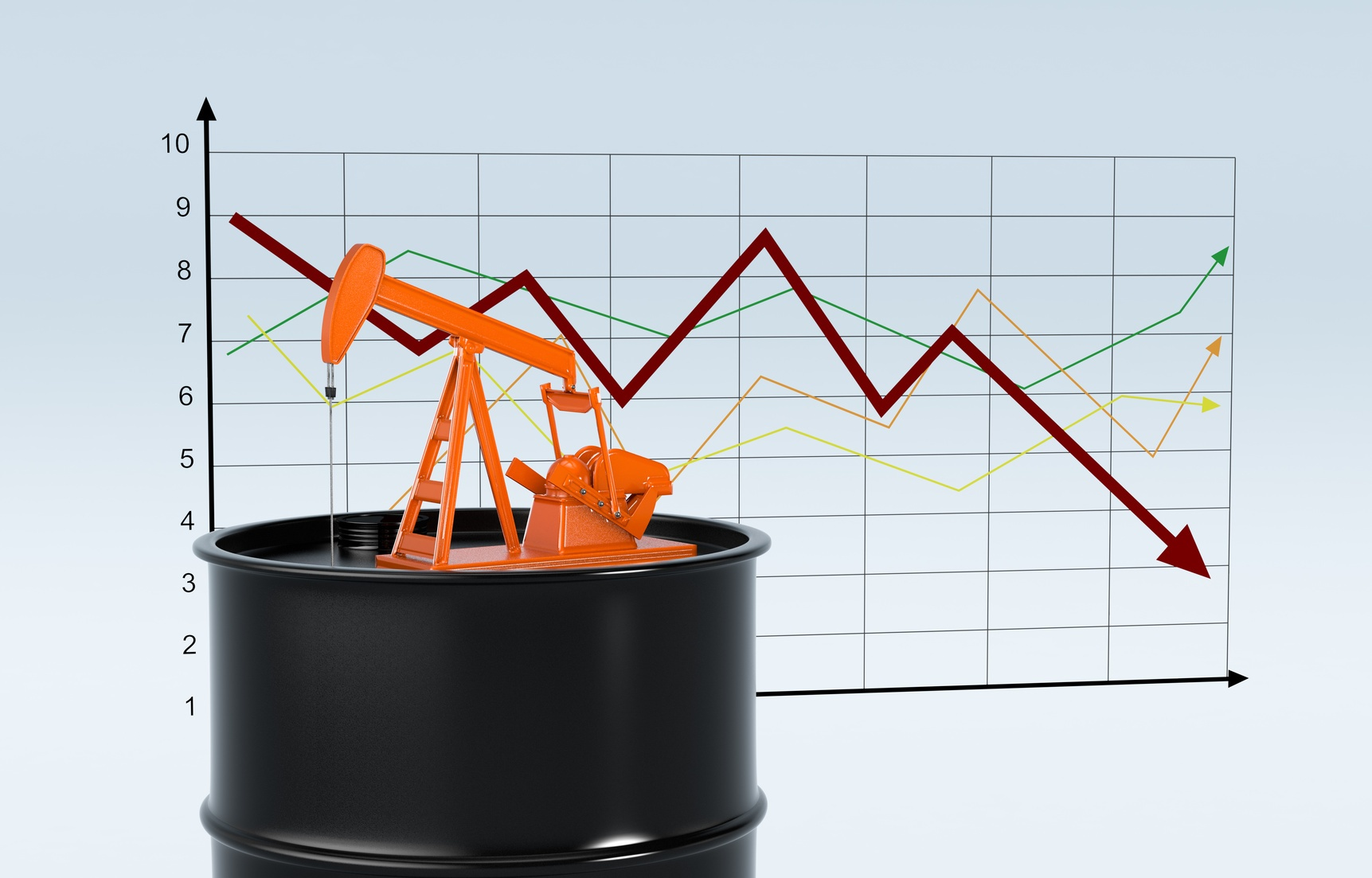 World Oil Market Rebalancing:TheRole of Oil Inventories