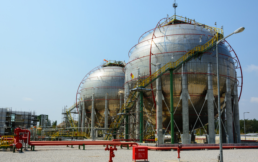 تقدير إمكانات أسواق الغاز في الهند