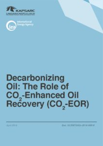 Decarbonizing Oil: The Role of CO2-Enhanced Oil Recovery (CO2‐EOR)