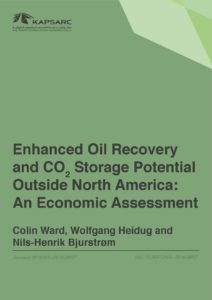 Enhanced Oil Recovery and CO2 Storage Potential Outside North America: An Economic Assessment