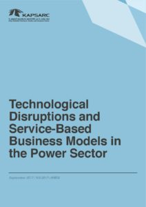 Technological Disruptions and Service-Based Business Models in the Power Sector