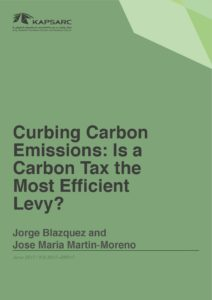 Curbing Carbon Emissions: Is a Carbon Tax the Most Efficient Levy?