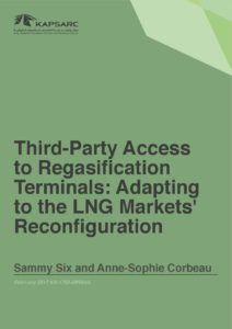 Third-Party Access to Regasification Terminals: Adapting to the LNG Markets' Reconfiguration