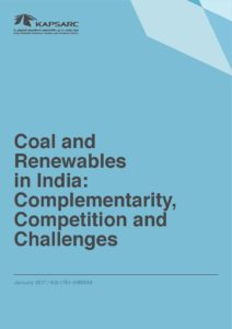 Coal and Renewables in India: Complementarity, Competition and Challenges