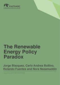 The Renewable Energy Policy Paradox