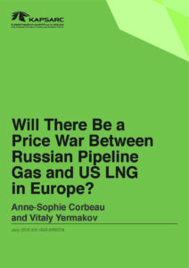 Will There Be a Price War Between Russian Pipeline Gas & US LNG in Europe?
