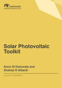 Solar Photovoltaic Toolkit