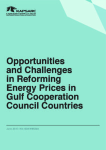 Opportunities & Challenges in Reforming Energy Prices in GCC Countries