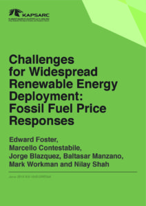 Challenges for Widespread Renewable Energy Deployment