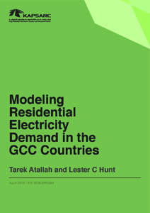 Modeling Residential Electricity Demand in the GCC