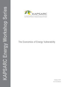 The Economics of Energy Vulnerability