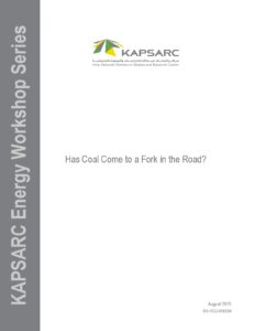 Has Coal Come to a Fork in the Road?