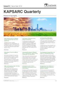 KAPSARC Quarterly Issue 8
