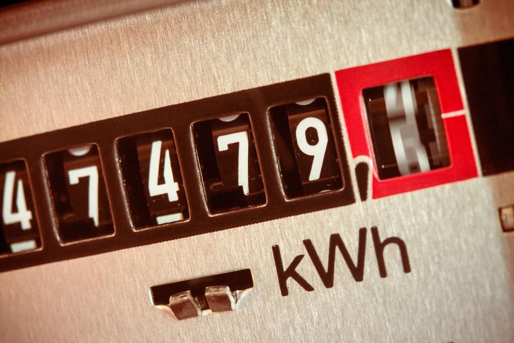 نمو الطلب على الكهرباء