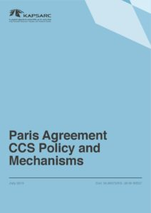 Paris Agreement CCS Policy and Mechanisms