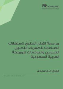 مُراجعة الإطار النظريّ لاستهلاك الصناعات للكهرباء: التحليل التجريبيّ والتوقّعات للمملكة العربية السعودية