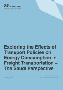 Exploring the Effects of Transport Policies on Energy Consumption in Freight Transportation…