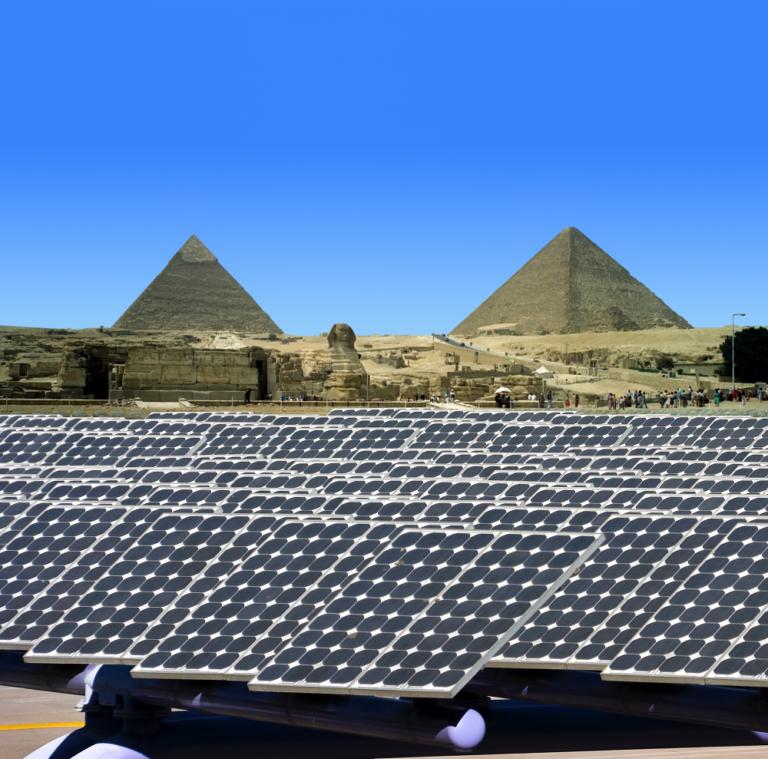 دراسة لـ كابسارك: مصر الأكثر تنوعًا في مجال التوظيف بقطاع الطاقة المتجدّدة