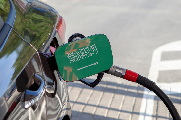 Consumers in Saudi Arabia respond less when gasoline prices are low