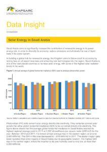 Solar Energy in Saudi Arabia