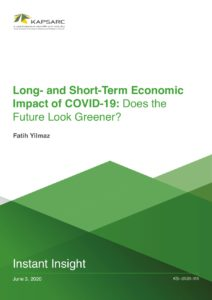 Long and Short-Term Economic Impact of COVID-19: Does the Future Look Greener?