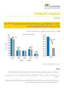 الطلب على الكهرباء في المملكة العربية السعودية لعاميّ 2018-2019 بناءً على بيانات…