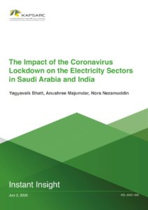 The Impact of the Coronavirus Lockdown on the Electricity Sectors in Saudi Arabia and India