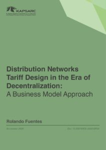Distribution Networks Tariff Design in the Era of Decentralization:  A Business Model Approach