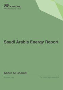 Saudi Arabia Energy Report