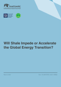 Will Shale Impede or Accelerate the Global Energy Transition?