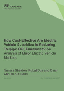 How Cost-Effective Are Electric Vehicle Subsidies in Reducing Tailpipe-CO2 Emissions?