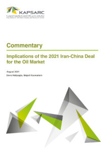 Implications of the 2021 Iran-China Deal for the Oil Market